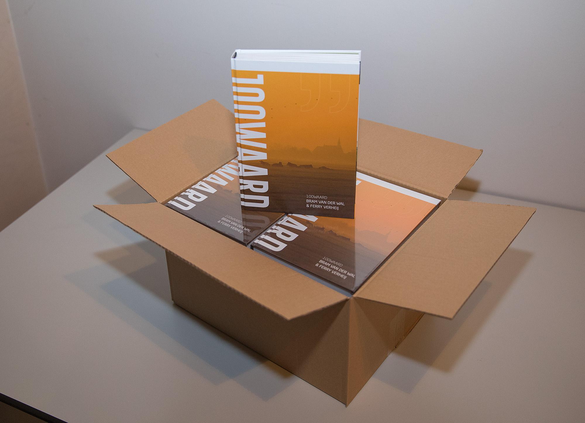 Het boek is binnen!